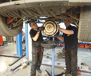 Vehicle Diagnostics   How We Diagnose the Automatic Transmission